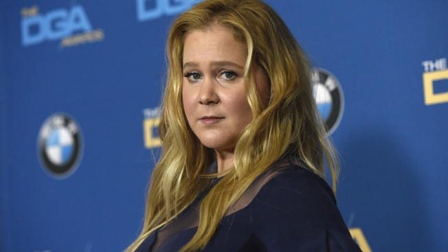 Let Amy Schumer Tell You Why She Couldn't Wait to Get Married