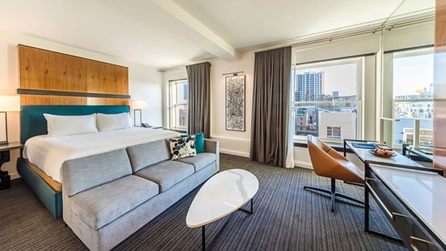 Andaz San Diego Hotel Completes $4 Million Makeover