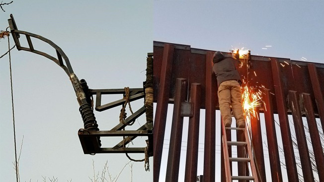 Getting Innovative: Catapult Seized at US-Mexico Border
