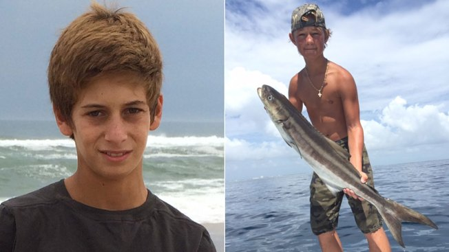 Families of Missing Teen Fishermen Again Clash Over Phone