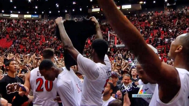 SDSU Earns No. 4 Seed in NCAA West