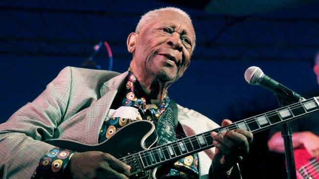 Blues Great B.B. King Tells Fans He's in Las Vegas Hospice
