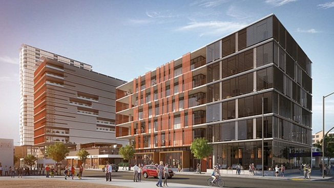 Ground-Breaking Planned for New Office Building at Makers Quarter