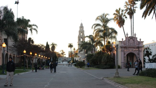 Balboa Park Centennial Group Disbands