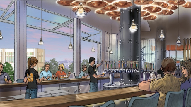 Ballast Point Brewing Co. Plans Tasting Room and Restaurant in Downtown Disney