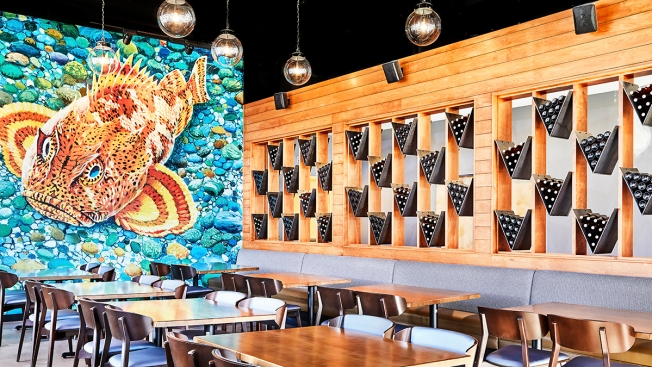 [G] First Look: Ballast Point's Downtown Disney Restaurant Opens