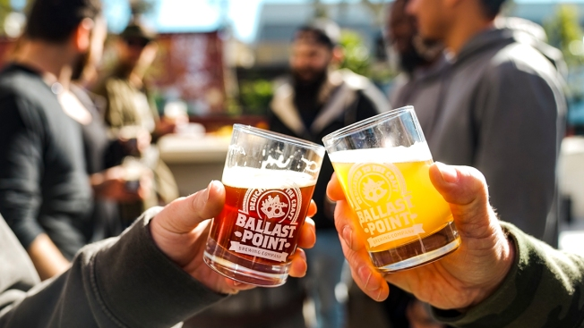 Ballast Point Heads 'Made in San Diego Block Party' in Little Italy