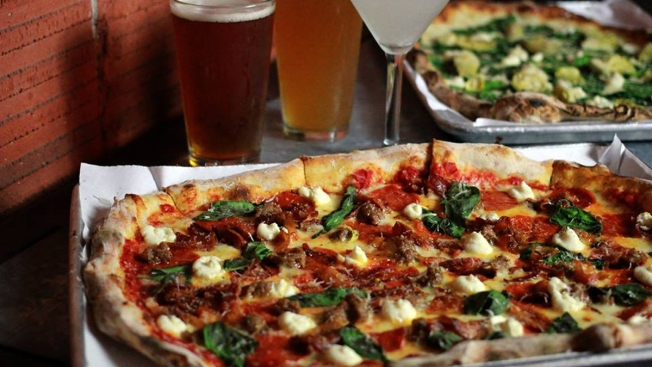San Diego Ranked Among Top Places for Pizza