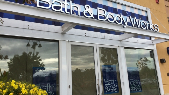 Santee Bath & Body Works Reopens With New 'Store-Within-Store' Concept