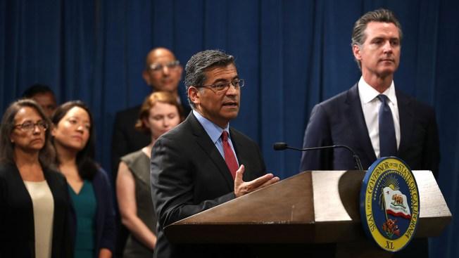 California Files Lawsuit Over Trump Immigration Rule