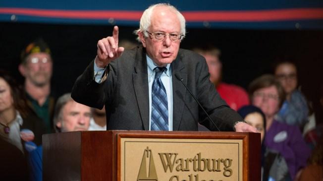 Sanders Addresses Bill Clinton's Past Transgressions