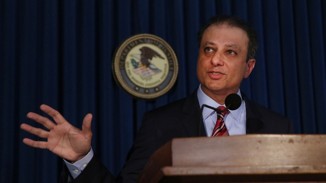 Southern District of New York Doesn't 'Care About Politics,' Preet Bharara Says