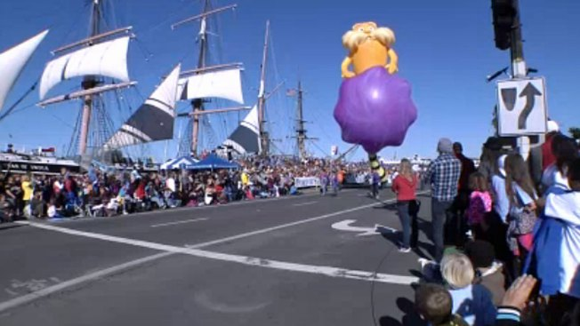 Crowds Expected for Big Bay Balloon Parade