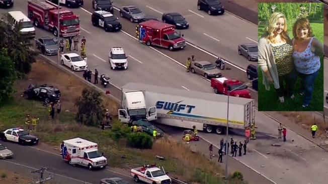 Answers Still Vague in Horrific La Mesa Big Rig Accident - NBC 7 San