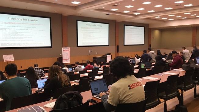 Big Data Hackathon San Diego Focuses on Public Health Projects