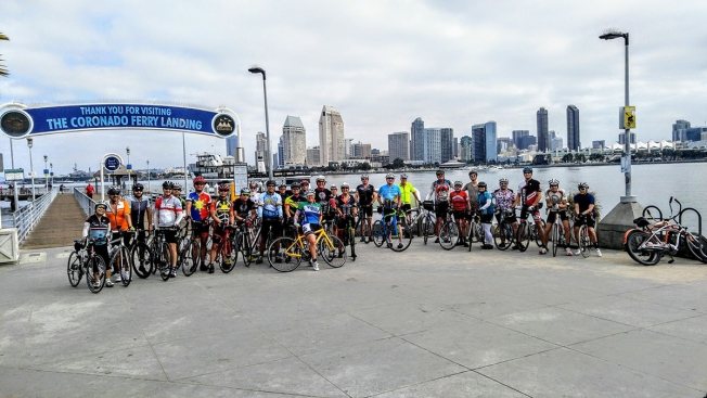 Ride With a View: Bike the Bay Returns to Coronado Bridge
