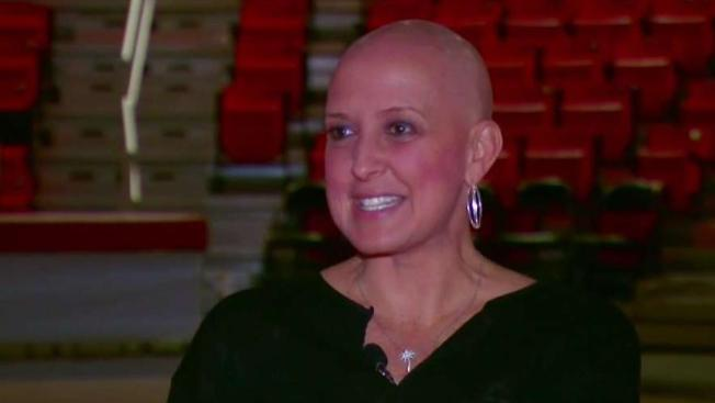 Former SDSU Basketball Star Opens Up About Cancer Battle