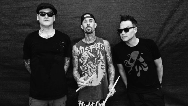 Blink-182 and Beck Wreck the Halls