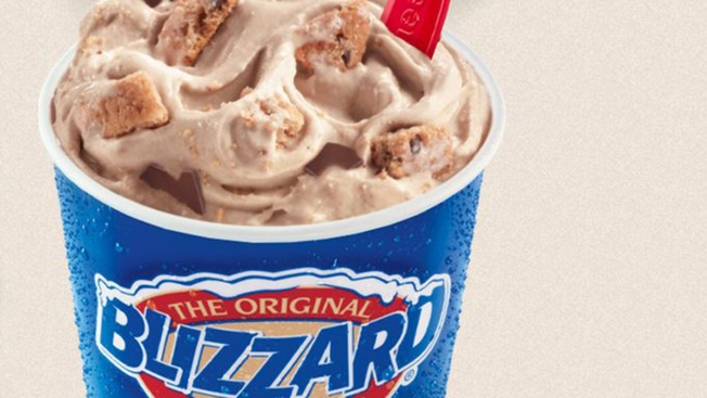 $1 for Blizzards to go Toward Children's Treatments