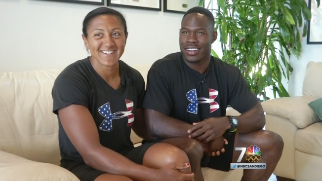Bobsled Couple Preps for Sochi 2014 Olympics