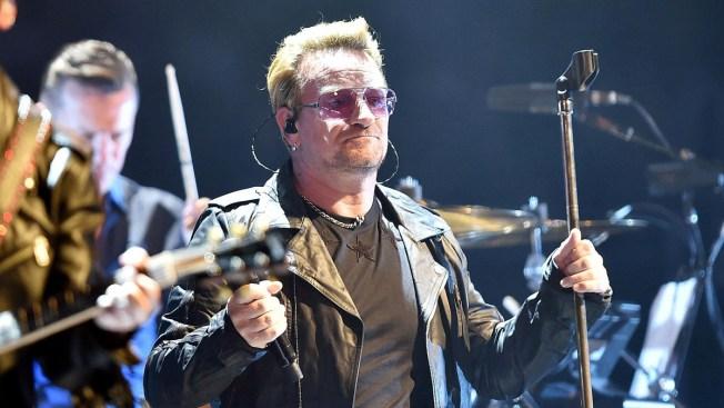 DiCaprio, Bono, Added to Global Citizen Festival