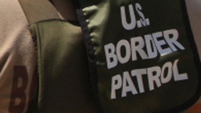 Border Patrol ATV Collides With Bicyclist