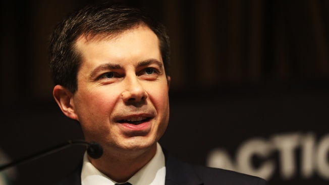 'A Kind of War': Buttigieg Describes Struggle With Sexual Orientation in Emotional Speech