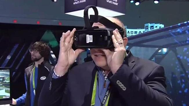 Consumer Electronics Show Gives Peek At Coming Technology