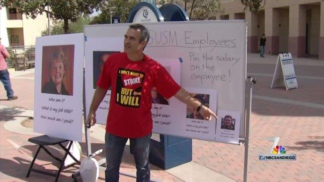 CSU Faculty Votes on Whether to Authorize a Strike