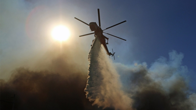 San Diego's Lilac Fire Now 100 Percent Contained: Cal Fire