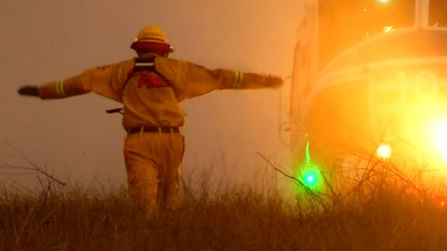 Cal Fire Staffs Up in Drought Conditions