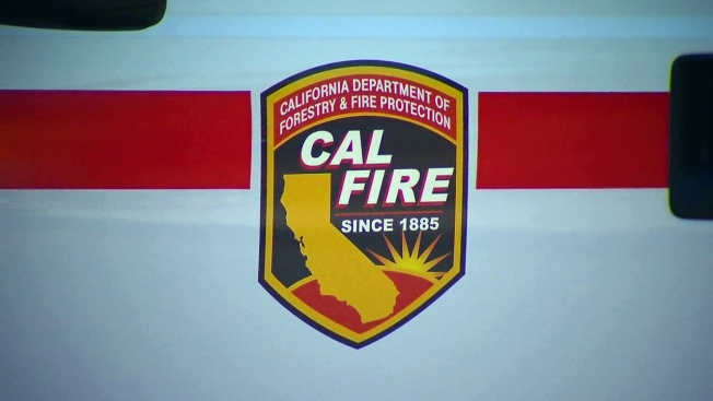 Cal Fire Responds to Reports of Fire in Julian