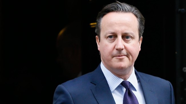 Britain's Cameron in Germany to Pursue Quest for EU Changes