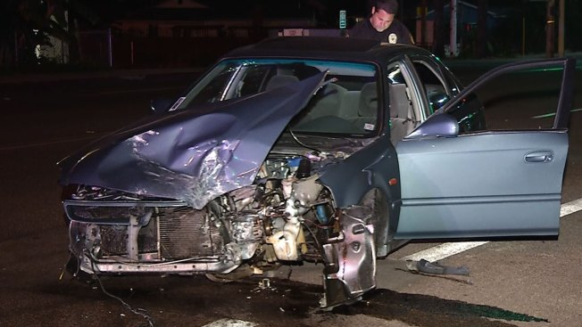 Car's Collision with Garage Highlights Need for Signs: Homeowner