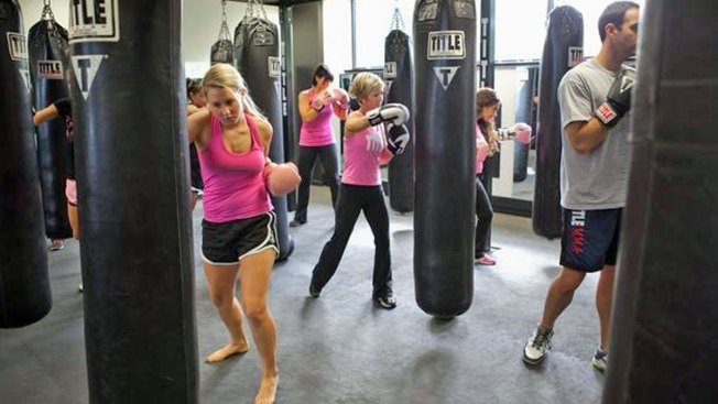 Boxing Fitness Chain Makes Carlsbad Debut