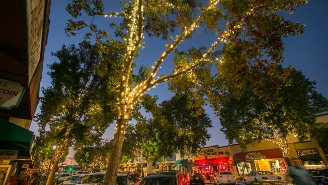 New Lights Debut in Carlsbad Village