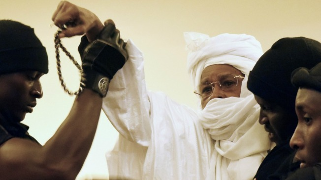 Chad's Former Dictator Found Guilty, Sentenced to Life for Abuses