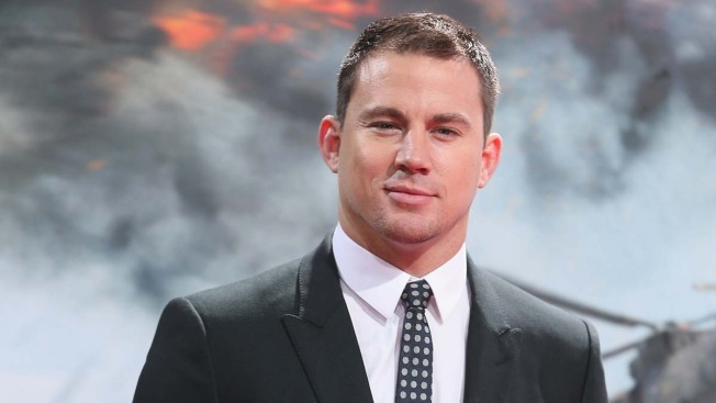 Channing Tatum Trades His Abs for a Round Tummy in This Winnie the Pooh Halloween Costume