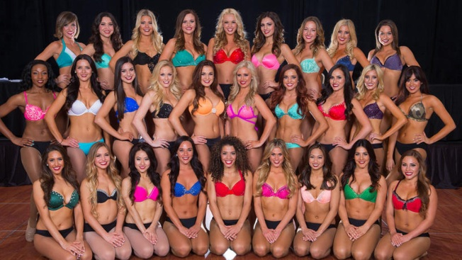 New 2015 Charger Girls Squad Finalized