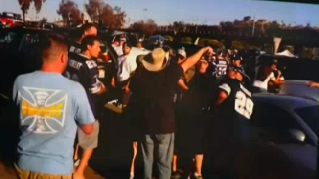 Football Fan Sentenced for Chargers, Cowboys Brawl