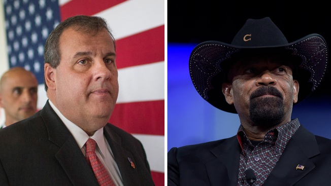 Chris Christie, David Clarke Possible Replacements for Comey