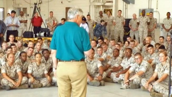 Chuck Hagel to Marines: U.S. Military Assessment Teams Headed to Iraq