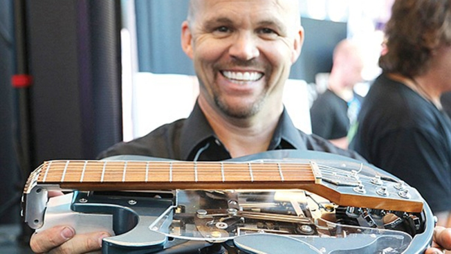 Startup Ciari Guitars Looks to Win By a Neck