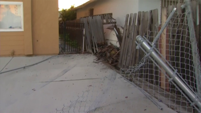 Car Slams Into City Heights Home, Damages Teen's Bedroom
