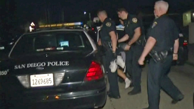 Police Investigate Clairemont Home Invasion