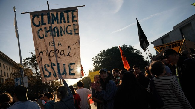 2nd Wave of Protests Caps Week Focused on Climate Action