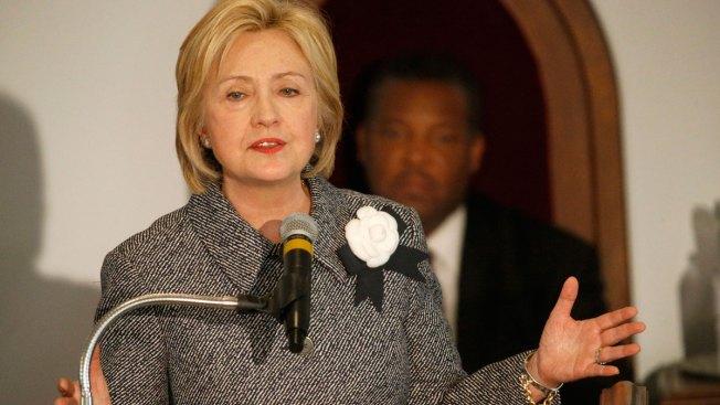 Clinton Marks Anniversary of Historic Montgomery Bus Boycott