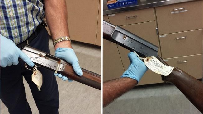 Seattle Police Release Photos of Kurt Cobain Suicide Gun