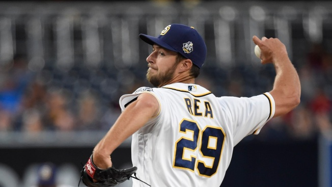 Colin In Charge: Rea Dominates The Mets