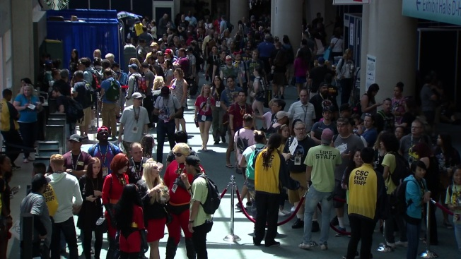 Free Wi-Fi Available to SDCC-Goers Through Cox Comm - NBC 7